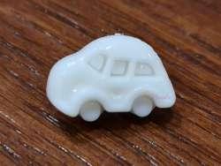 Κουμπιά αυτοκινητάκια 9 - White
