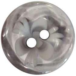 Κουμπιά Flower 1 - Grey