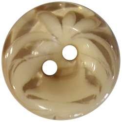 Κουμπιά Flower 4 - Beige