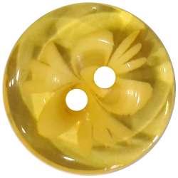 Κουμπιά Flower 7 - Yellow