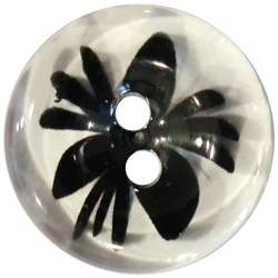 Κουμπιά Flower 15 - Transparent
