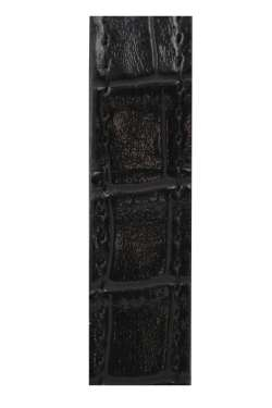 Λουριά σακιδίου πλάτης 032CR1 - Black (Ασημί μεταλλικά)
