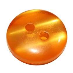 Κουμπιά Κοκκάλινα Γυαλιστερά 04BTNKG - Orange