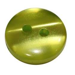 Κουμπιά Κοκκάλινα Γυαλιστερά 12BTNKG - Chartreuse