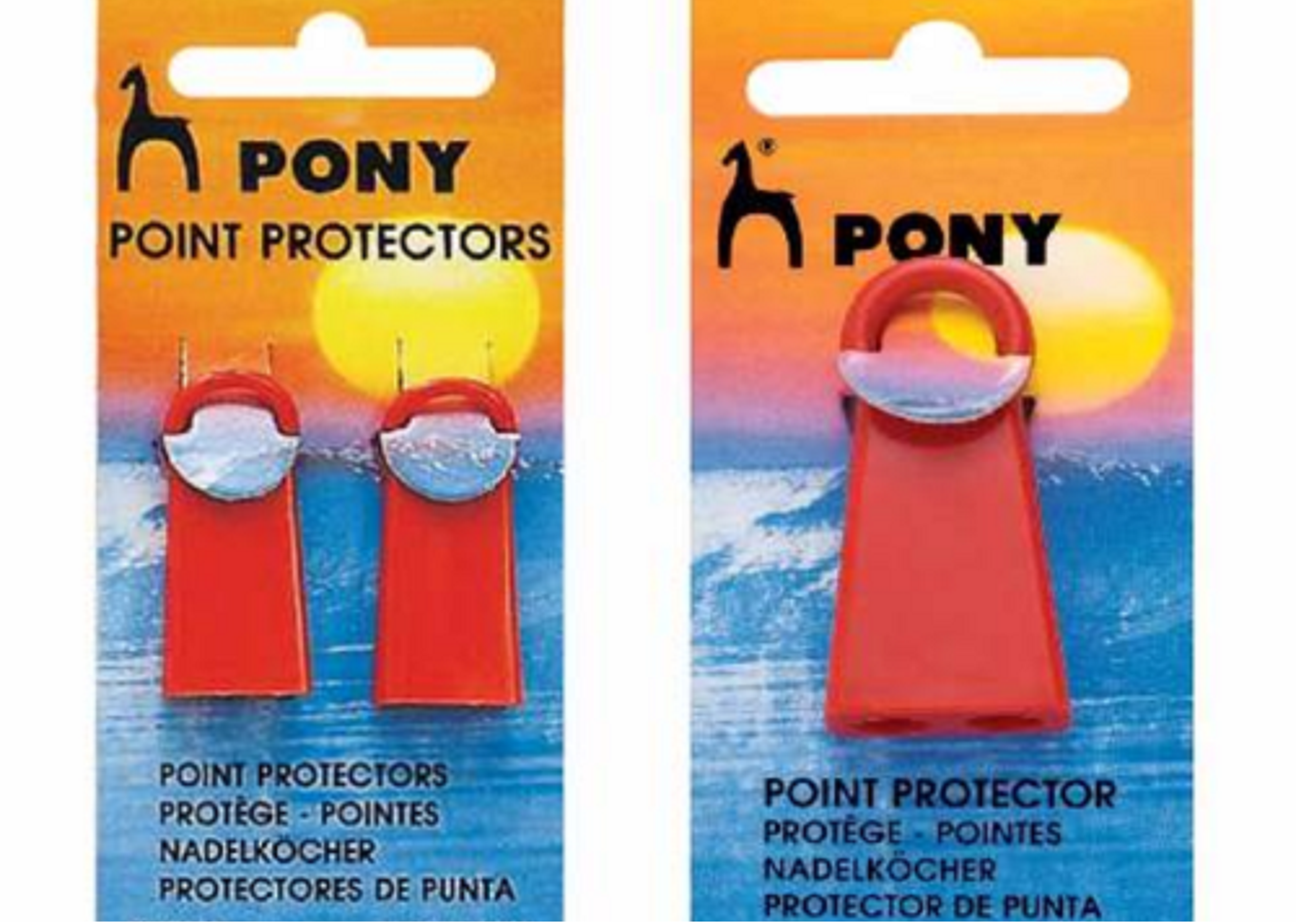 Stop Βελόνας (Point Protectors)