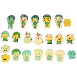 Διάφορα Παιδικά Κουμπιά Part 2