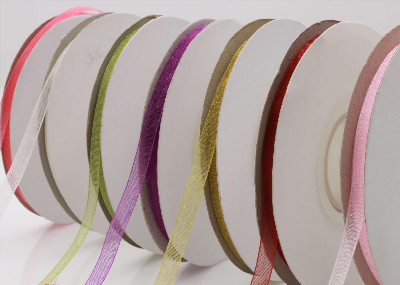 Organza Ribbon (6mm)