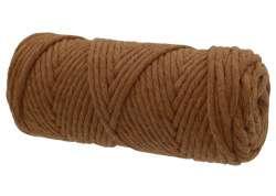 Cotton Twist Macrame Slim 3mm 56 - Coffee