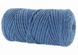 Cotton Twist Macrame Slim 3mm 57 - Air Force Blue