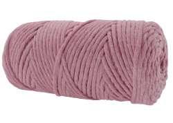 Cotton Twist Macrame Slim 3mm 67 - Pink