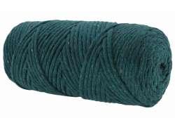 Cotton Twist Macrame Slim 3mm 69 - Deep Green