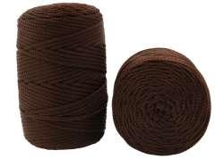 Macrame 4 138 - Dark Brown