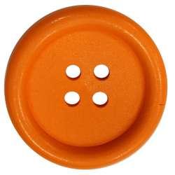 Μεγάλα Ξύλινα Κουμπιά 02BTNBO - Orange