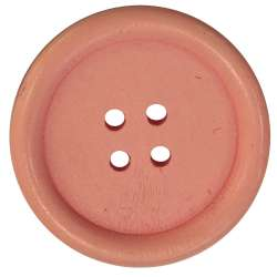 Μεγάλα Ξύλινα Κουμπιά 07BTNBO - Pink