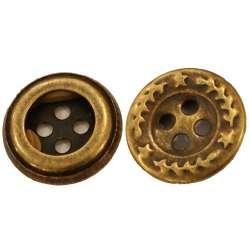 Metallic Bronze 15 mm