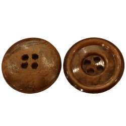 Διάφορα Κουμπία Part 1 05BTNX - Plastic Coffe 20 mm