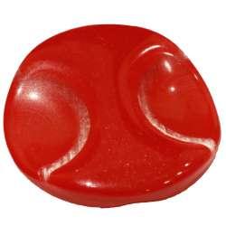 Κουμπιά Glitz 23mm 12BTNG2 - Red