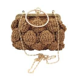 Crocheted Balloon Bag