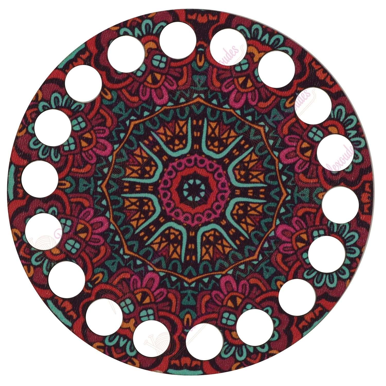 Ξύλινο Φιλιγκρί - Πάτος (9,50 cm)