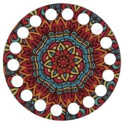 Ξύλινο Φιλιγκρί - Πάτος (9,50 cm) 1.0950