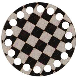 Ξύλινο Φιλιγκρί - Πάτος (9,50 cm) 4.0950