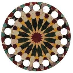 Ξύλινο Φιλιγκρί - Πάτος (9,50 cm) 5.0950