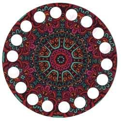 Ξύλινο Φιλιγκρί - Πάτος (9,50 cm) 6.0950