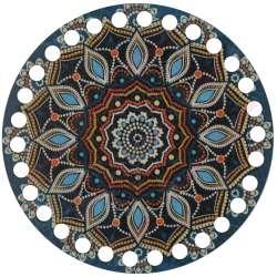 Ξύλινο Φιλιγκρί - Πάτος (14,50 cm) 25POD15 - (τεμάχιο)