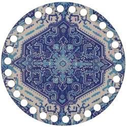 Ξύλινο Φιλιγκρί - Πάτος (14,50 cm) 41POD15 - (τεμάχιο)