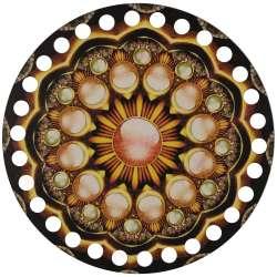Ξύλινο Φιλιγκρί - Πάτος (14,50 cm) 50POD15 - (τεμάχιο)