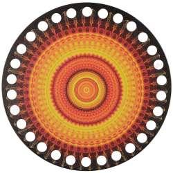 Ξύλινο Φιλιγκρί - Πάτος (14,50 cm) 91POD15 - (τεμάχιο)