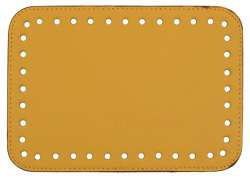 Πάτος Wide (20 x 14 cm) 5PAR - Μουσταρδί