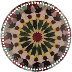 Ξύλινο Φιλιγκρί - Πάτος (29,50 cm) 01POD29 - (τεμάχιο)
