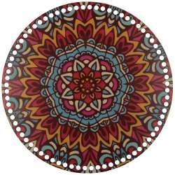 Ξύλινο Φιλιγκρί - Πάτος (29,50 cm) 03POD29 - (τεμάχιο)