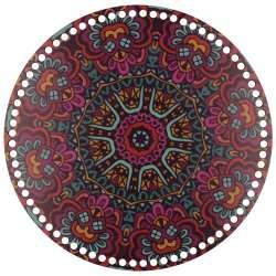 Ξύλινο Φιλιγκρί - Πάτος (29,50 cm) 06POD29 - (τεμάχιο)