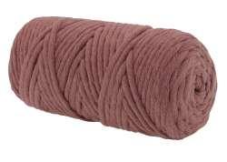 Cotton Twist Macrame 5mm 66 - Rotten Apple