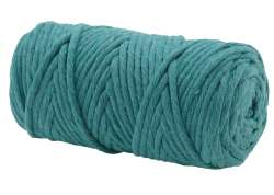 Cotton Twist Macrame 5mm 68 - Tropical Green