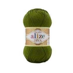 Diva 233 - Olive Green