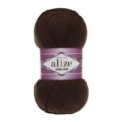 Cotton Gold 26 - Brown