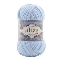 Velluto 218 - Baby Blue