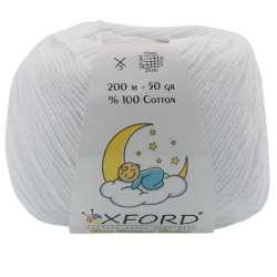 Eco Cotton Baby 01ECB - White