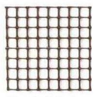 Καμβάς 5x5mm (0,50 μέτρο) CH2KM550 - Καφέ